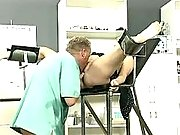 Pregnant milf gets cum by doctor